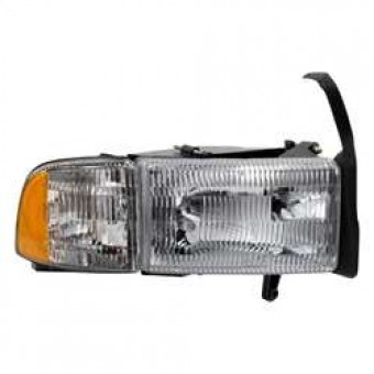 OEM Style headlights With Corner Passenger Side -Right