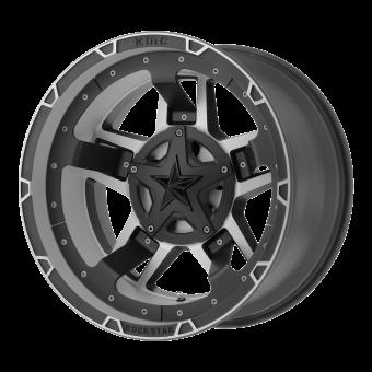 RS3 Matte Black Machined