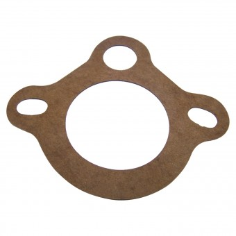 Thermostat; Gasket; and Housing