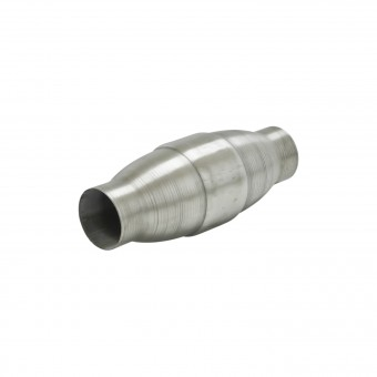 Catalytic Converter - Universal - 200 Series - 3.00 in. Inlet/Outlet - 49 State