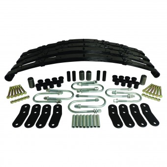 Suspension; Springs and related Components