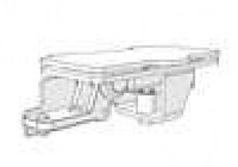 Lock Assembly for RetraxONE & PRO Series-Ridgeline (06-15) w/out Pass Side Lock