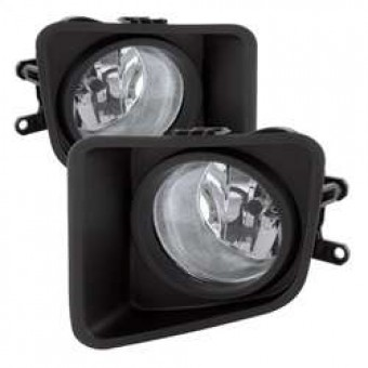 OEM Fog Lights with Switch- Clear