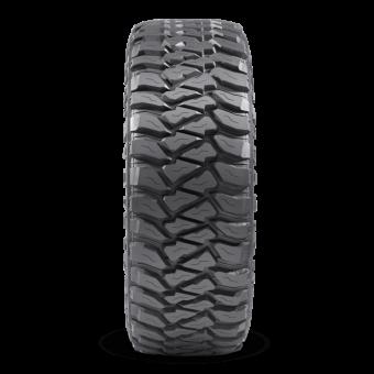 Baja MTZ P3 Mud Terrain Tire LT295/60R20 20.0 Inch Rim Dia 27.0 Inch OD Mickey Thompson