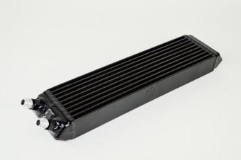 Universal Dual-Pass internal/external oil cooler - 22.0L' x 5.0H' x 2.25W'