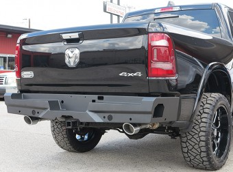 Elevation Rear Bumper