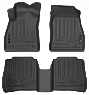 Front & 2nd Seat Floor Liners