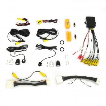 Blind Spot Camera Monitoring System