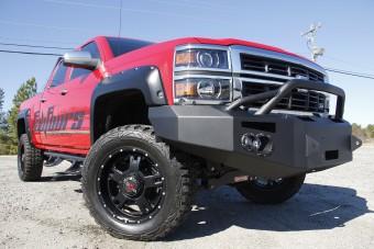 Premium Winch Front Bumper
