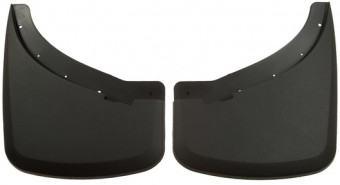 Dually Rear Mud Guards