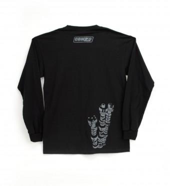 T-Shirt, COMP CAMS Long Sleeve D Large