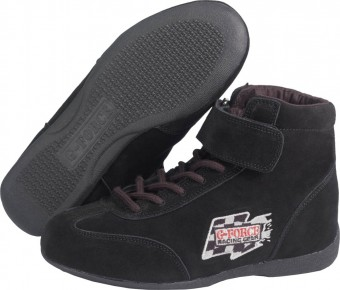 GF235 MIDTOP SHOE SFI 3.3/5 8 BLACK