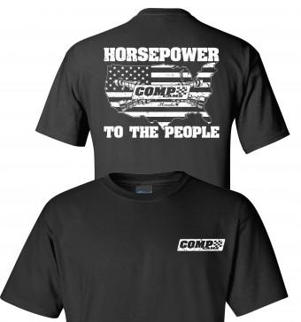 Horsepower to the People Medium T-Shirt