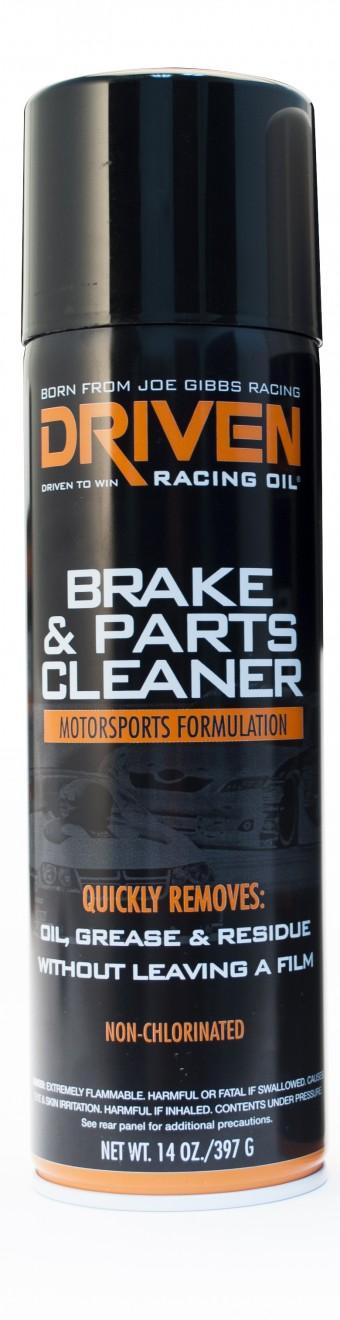Brake Cleaner, Non-Chlorinated Aerosol - 397g Can