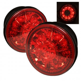 LED Trunk Tail Lights