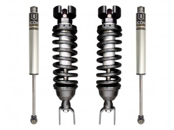 """09-UP RAM 1500 4WD 0-2.5"""" STAGE 1 SUSPENSION SYSTEM"""