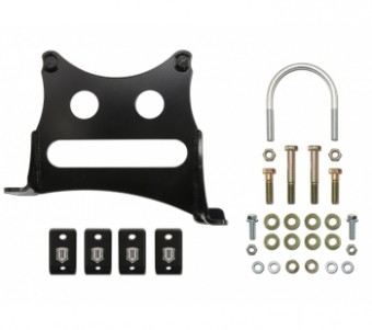 Dual Steering Stabilizer Bracket Kit