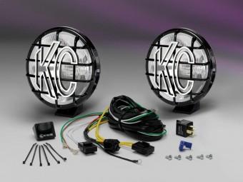 KC Apollo Pro Series Driving Light Kit