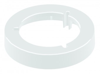 Spacer Ring - White