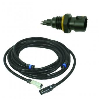 Flow-MaX Water In Fuel Sensor - Dodge 2000-2007 5.9L