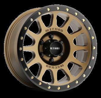 MR305 NV HD Method Bronze/Black Street Loc