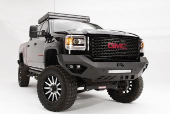 Vengeance Front Bumper