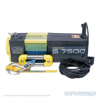 S7500SR Winch