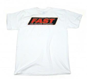 T-Shirt, Fast White