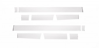 Stainless Steel Rocker Panel