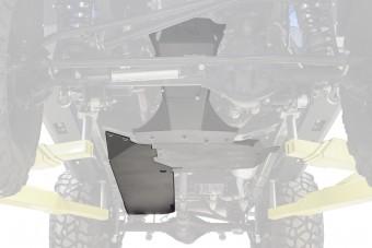 Gas Tank Skid Plate