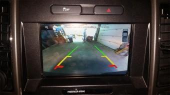 OEM Tailgate Handle Camera