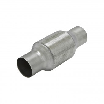 Catalytic Converter - Universal - 223 Series - 2.50 in. Inlet/Outlet - 49 State