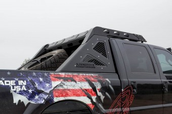 HoneyBadger Chase Rack Roof Rack Add-on