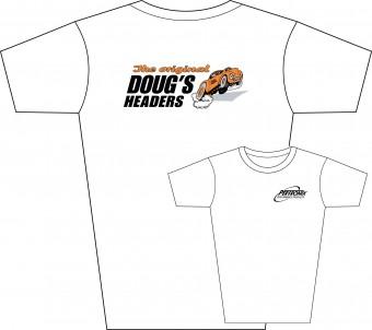 Tee Shirt Dougs White XXL