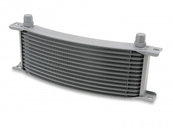 .8M 13 ROW NARROW CURVED COOLER GREY