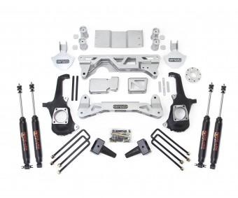 2011-18 CHEV/GMC 2500/3500HD 5-6'' Lift Kit with SST3000 Shocks