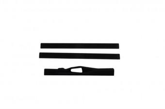 AVS - STEPSHIELD - 3PC BLACK