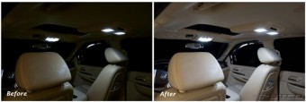 LED Dome Light Replacement