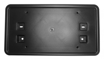 Front License Plate Bracket for Select 2011-2017 Jeep MK Compass, Patriot Models