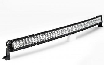 Led Light Bar Double Row Curved 50'' Curved Double Row LED bar
