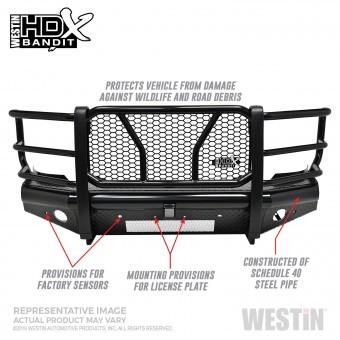 HDX Bandit Front Bumper