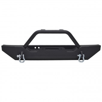 Mid Width Sport-Style Front Bumper