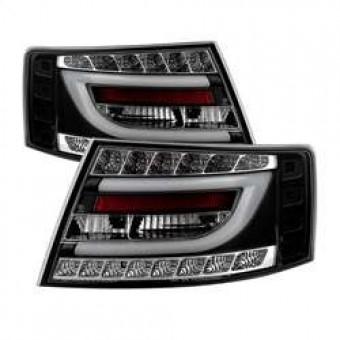 Light Bar LED Tail Lights - LED - Black