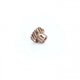 "Bronze Gear, FS W/MSD .467"" SH Shaft"