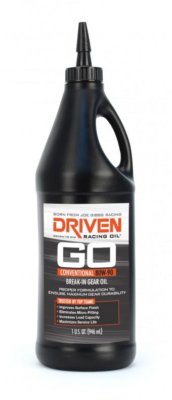 Break-In Gear Oil - 1 Quart Bottle