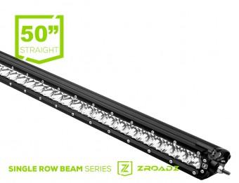 Led Light Bar Single Row Slim Line Straight - 1.75'' Height 50''  LED bar