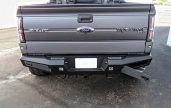 GGVF-R017251280103-HoneyBadger Rear Bumper