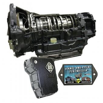 Transmission - 2007.5-2017 Dodge 68RFE 4wd