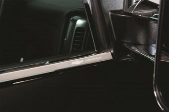 Stainless Steel Window Trim