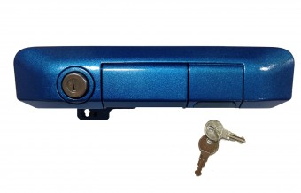 Pop & Lock Tailgate Lock